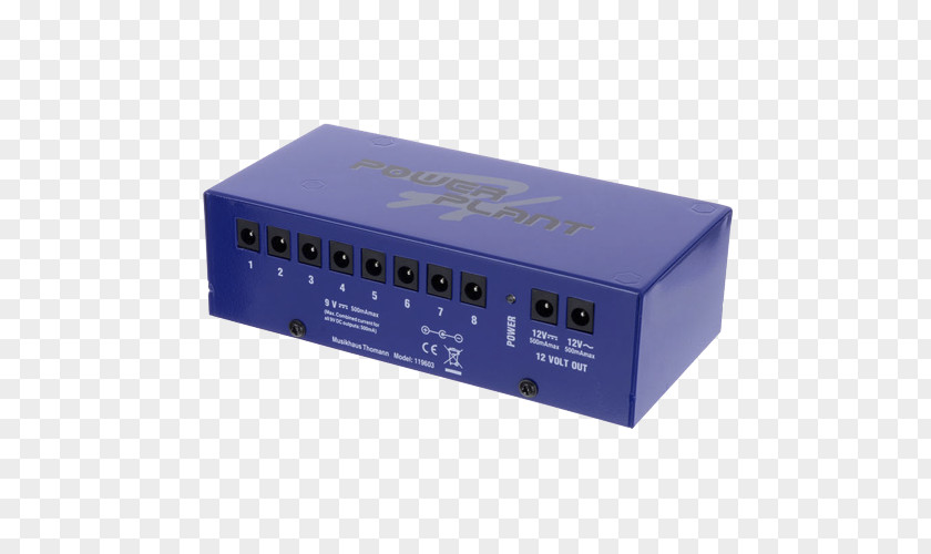 Guitar Harley Benton Effects Processors & Pedals Pedaal Power Supply Unit PNG