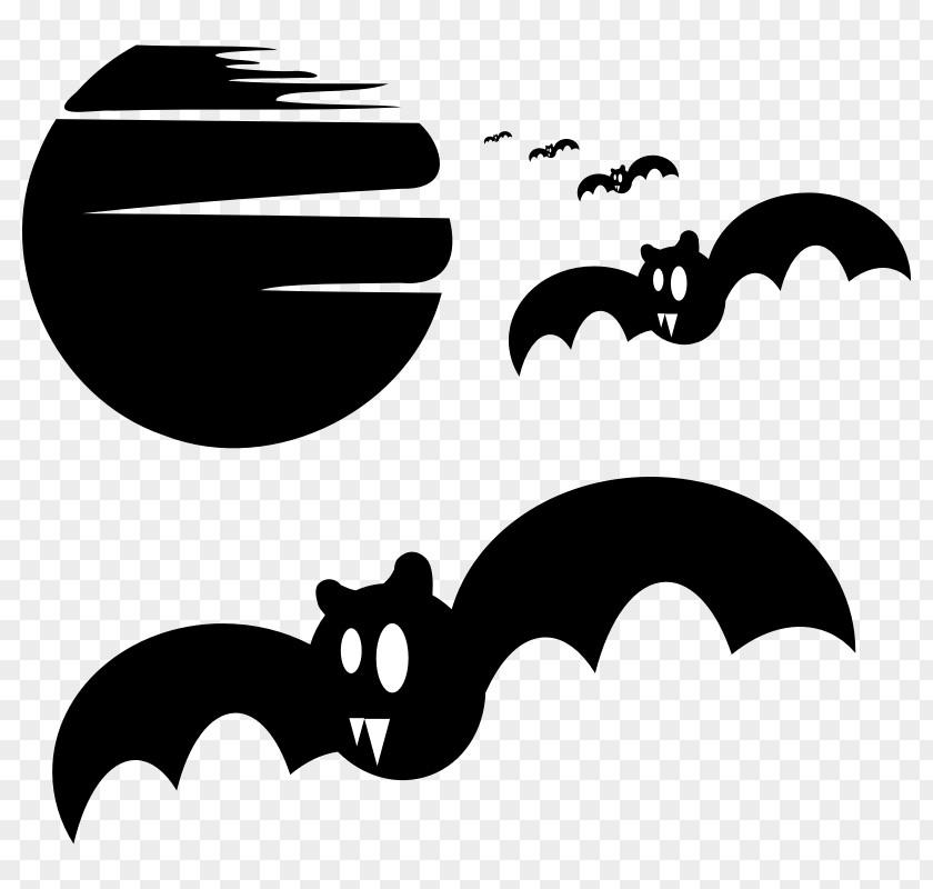 Halloween Pictures Bats Bat Silhouette Clip Art PNG