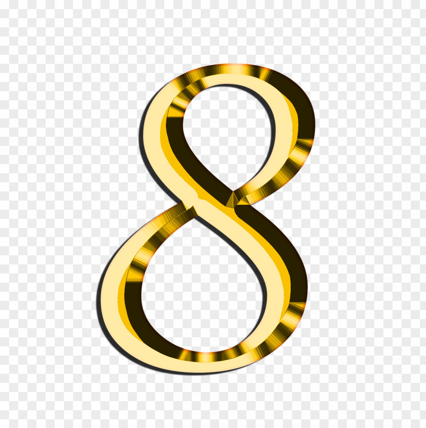 Number 8 Image Numerical Digit Stock.xchng PNG