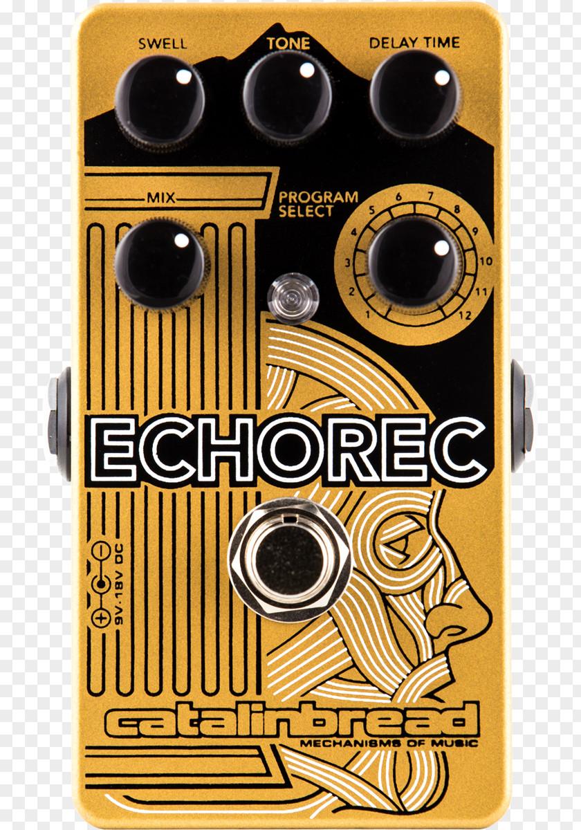 Guitar Catalinbread Echorec Effects Processors & Pedals Binson Delay PNG