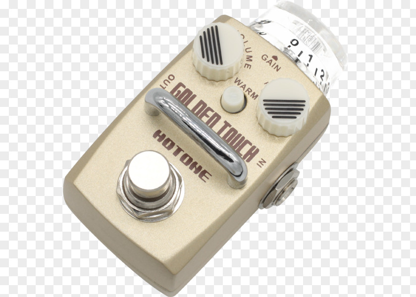 Golden Stereo Guitar Amplifier Distortion Effects Processors & Pedals Electric PNG