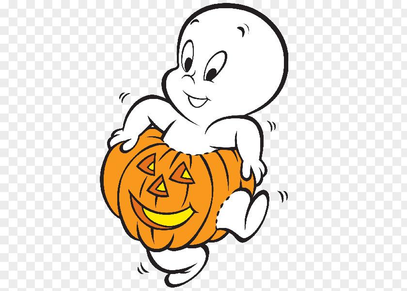Casper Cliparts Halloween Ghost Cartoon Clip Art PNG