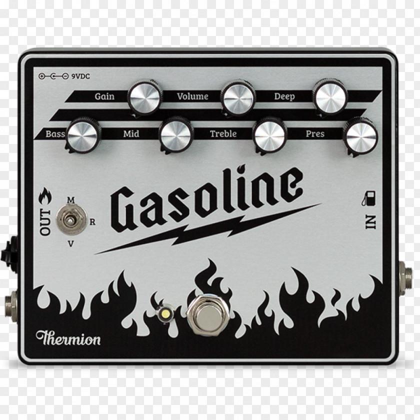 Electric Guitar Thermion Gasoline Effects Processors & Pedals Efectos De Guitarra PNG