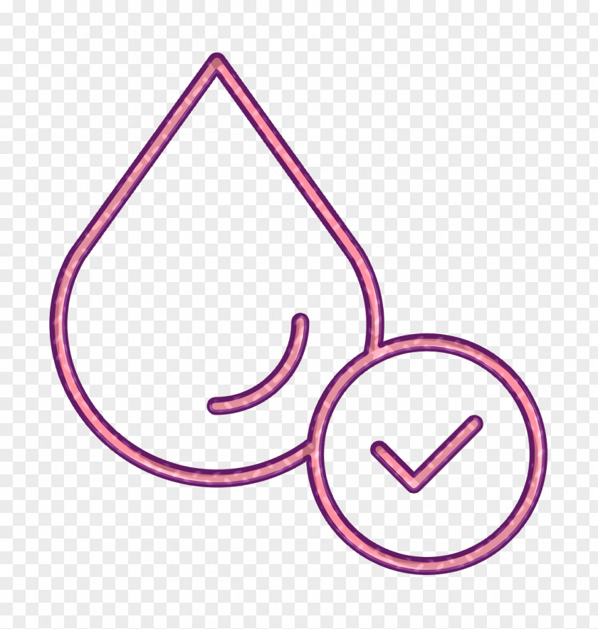 Clean Water Icon PNG