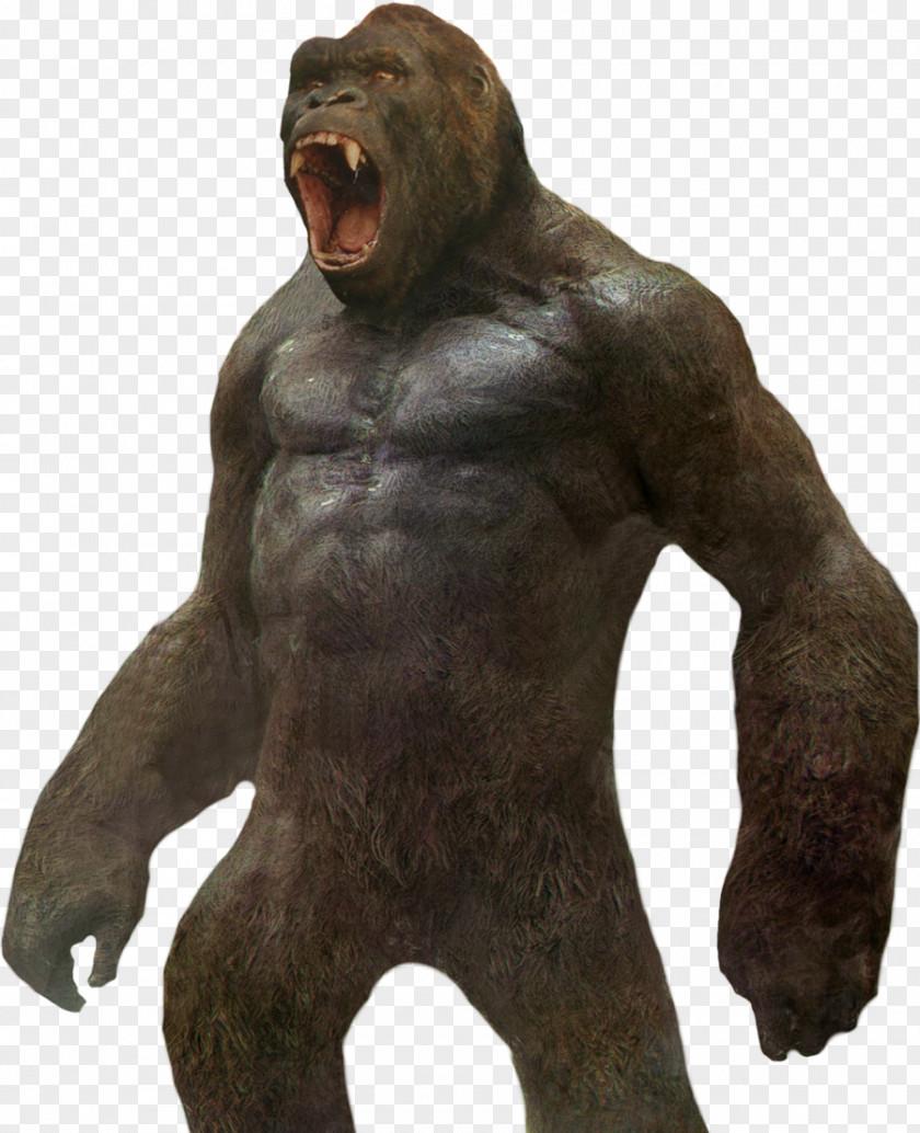 King Kong YouTube MonsterVerse Kaiju Photography PNG