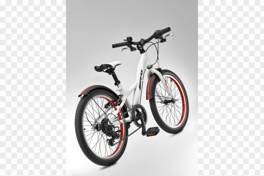 Indian Kids Mercedes-Benz Cruiser Bicycle Wheels PNG