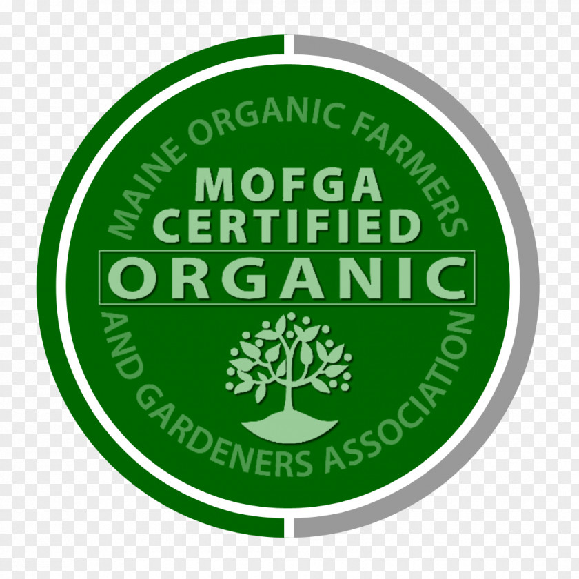 Certified Organic Logo Brand Font Product PNG